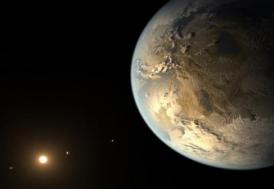 """Dünya'dan 330 ışık yılı uzakta """"yavru öte gezegen"""" keşfedildi"""
