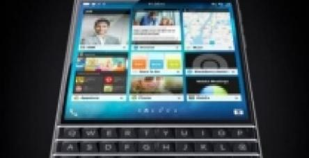 testDüşürme testi: BlackBerry Pasaport