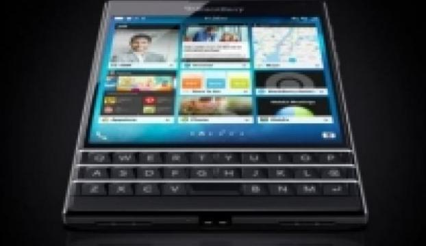 Düşürme testi: BlackBerry Pasaport
