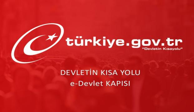 """Türkiyenin """"muhtarı"""" e-Devlet"""