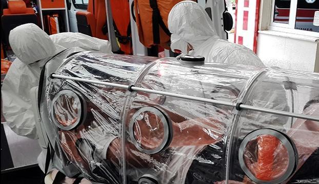Eboladan ölen denizcinin son paylaşımı