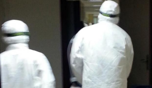 Bir ebola şüphesi daha