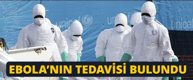 Deneysel ilaç Ebola virüsünde işe yarıyor