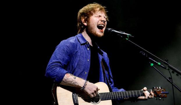 Ed Sheerandan satış rekoru
