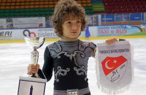 12 yaşında dünya rekorunun sahibi oldu