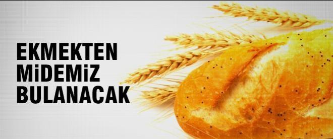 Nasıl bir ekmek yiyoruz.