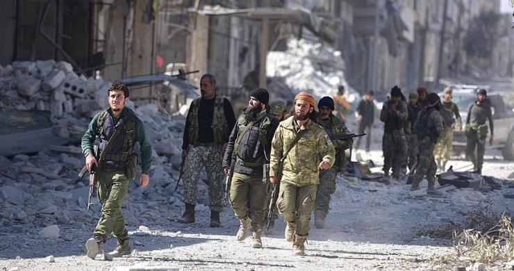 El Bab'ın tüm mahallelerinde kontrol sağlandı!