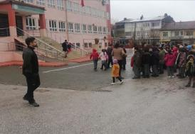 Elazığ'da deprem nedeniyle eğitime bugün ara verildi