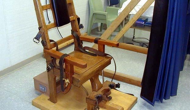 Güney Carolinada elektrikli sandalye ile infaz onaylandı