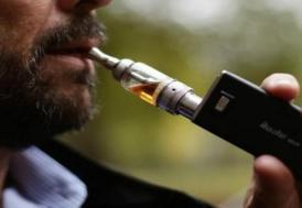 Elektronik sigara sanıldığı kadar masum değil