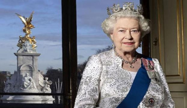 İngiltere Kraliçesi 2. Elizabethten ilk tweet