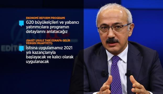 """""""Reform eylem programı ve takvimini en geç önümüzdeki salı paylaşacağız"""""""