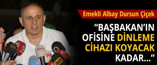 Emekli Albay Dursun Çiçek'ten böcek açıklaması