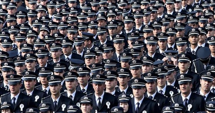 2009'daki komiser yardımcılığına geçiş sınavı soruşturmasında 304 gözaltı