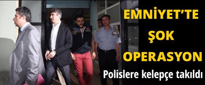 """İstanbul'da """"paralel yapı"""" operasyonu"""