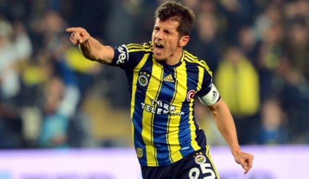 Emre Belözoğlu Fenerbahçe için gün sayıyor