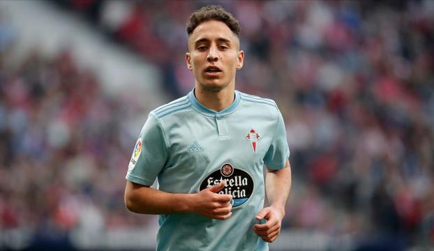 Galatasaray Emre Mor transferini KAPa bildirdi