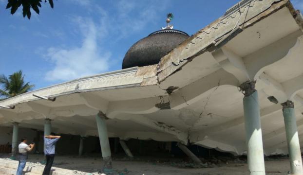 Pakistanda 6.3 büyüklüğünde deprem