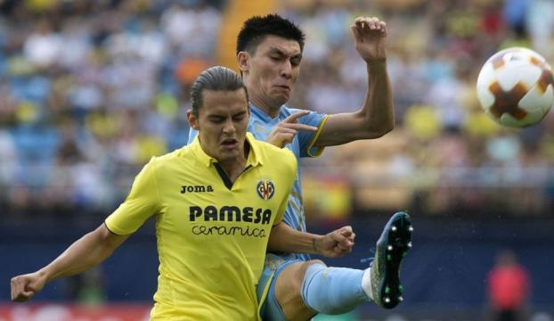 Enes Ünalın golü Villarreale yetmedi