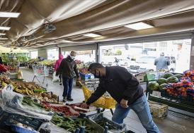 İstanbul'daki hal esnafı kurulacak pazarlardan umutlu