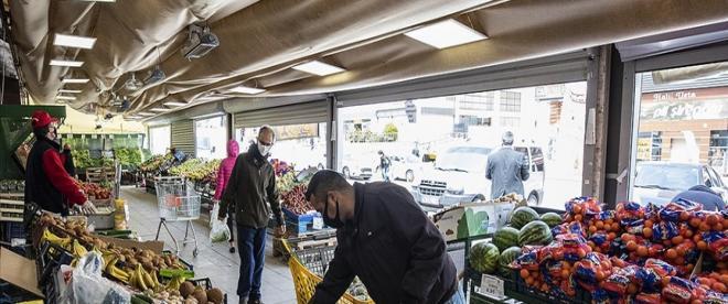 İstanbuldaki hal esnafı kurulacak pazarlardan umutlu