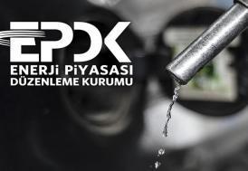 EPDK'dan 9 şirkete 3,4 milyon liralık ceza