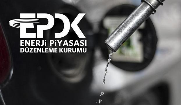 EPDKdan 2 akaryakıt şirketine 1,2 milyon lira ceza