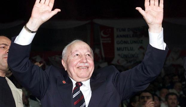 """""""Prof. Dr. Necmettin Erbakan Ödülleri"""" sahiplerini buldu"""