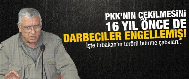 """Cemil Bayık: """"PKK çekilecekti, 28 Şubat oldu"""""""