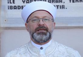 Diyanet İşleri Başkanı Erbaş: Öğle ezanının ardından Mescid-i Aksa'nın kurtuluşu için salalar okunacak