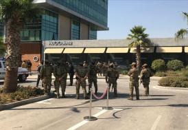 Erbil'de restorana silahlı saldırı