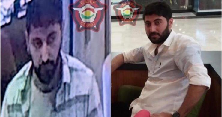Erbil'deki saldırıyı düzenleyenlerden birinin kimliği belli oldu