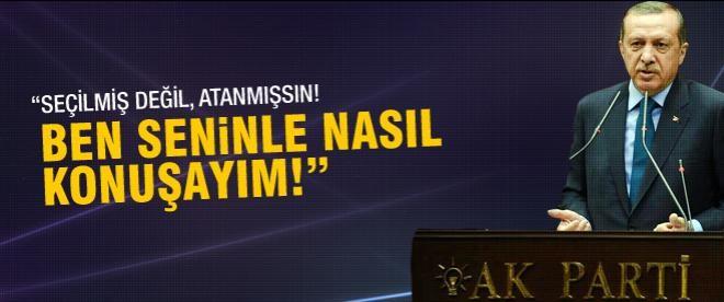 Erdoğan'dan Mısır'ın darbecilerine veryansın!