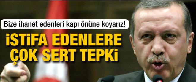 Erdoğan'dan gece mitingi
