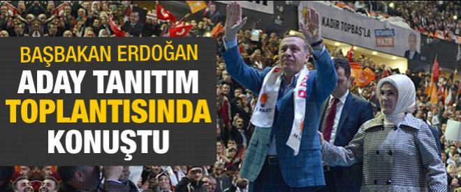 Başbakan Erdoğan: Yazıklar olsun size