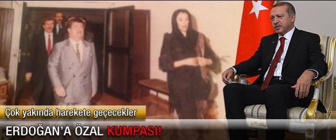 Erdoğan'a Turgut Özal üzerinden sinsi kumpas!