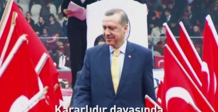 AK Parti'nin yeni reklam filmi Dombra