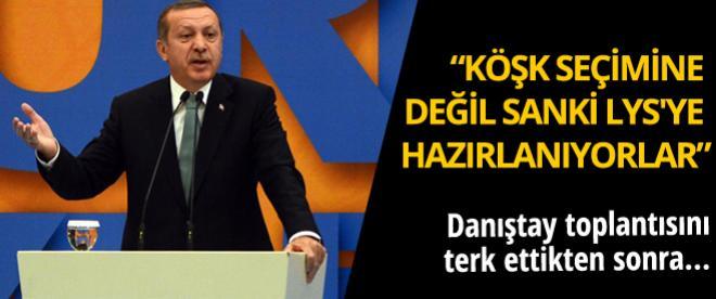Erdoğan, Danıştay Töreni'ndeki gerginliğin ardından konuştu