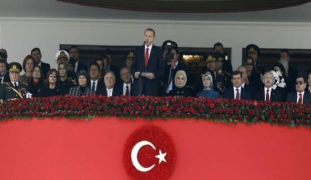 Erdoğandan yıllar sonra bir ilki gerçekleştirdi!
