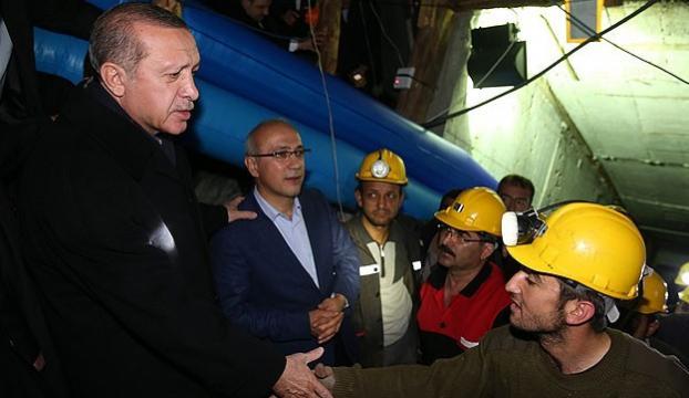 Cumhurbaşkanı Erdoğan Karamanda