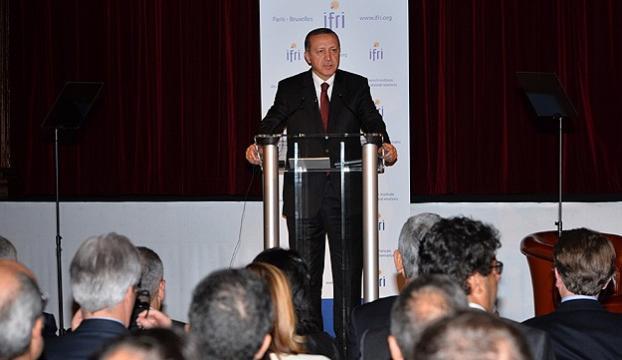 """Erdoğan: """"Amerikanın bütün silahları IŞİDin eline geçti"""""""