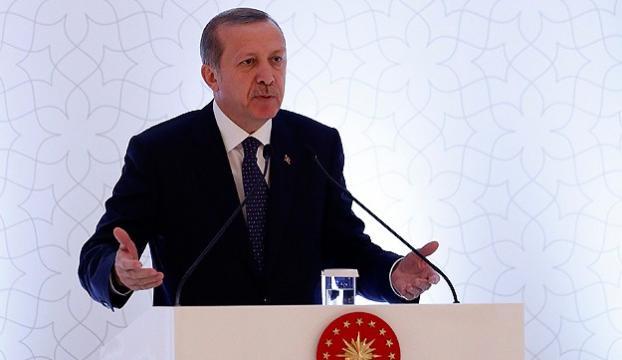 Erdoğan, İşlerin oğluna şahit oldu