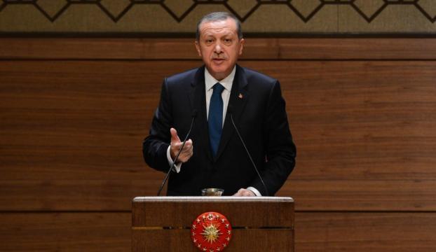 """""""Operasyonların hedefi şahsımdan öte Yeni Türkiyedir"""""""