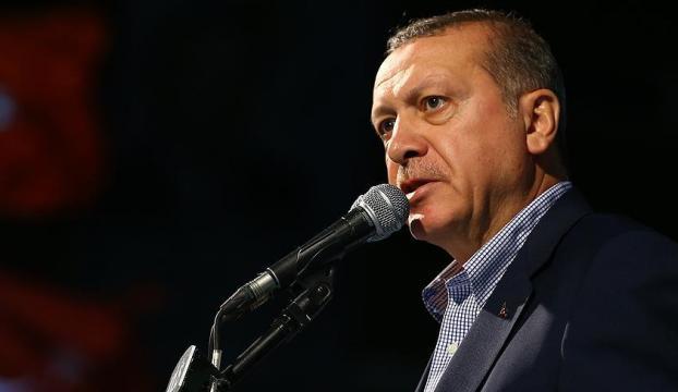 Erdoğan, 81 il valisiyle telekonferans bağlantısı yaptı