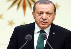 """Cumhurbaşkanı Erdoğan : """"Ülkemizi kaosların içine atamayız"""""""