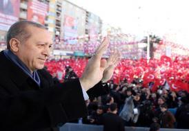 Erdoğan: Cumhurbaşkanlığı sistemini şahsım için isteyecek değilim