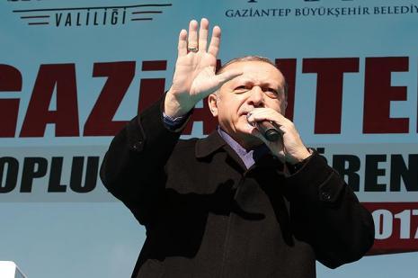 Erdoğan: 2023 hedeflerine ulaşabilmemiz için sistemi değiştirmek zorundayız