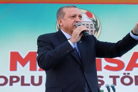 Erdoğan: İdam için referandum yolu açabiliriz