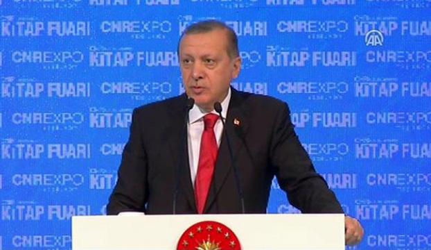 Erdoğan: Ödünç akılla bir yere varamayacağımızı kabul etmeliyiz
