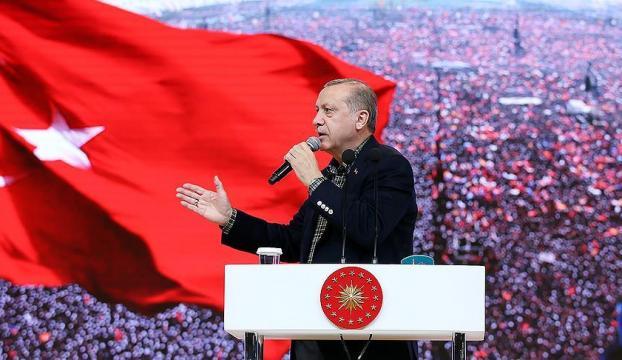 Erdoğan: Meğerse Nazizm Almanyada devam ediyormuş